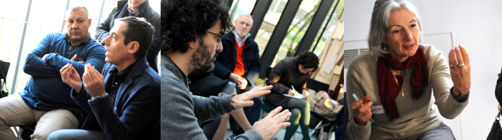 Open Space Technology all'Isola
